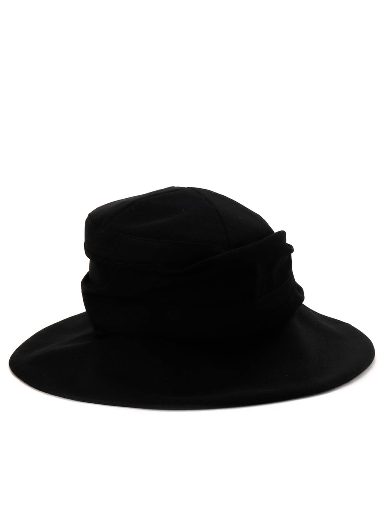 GABARDINE CONBI TORN PANEL HAT