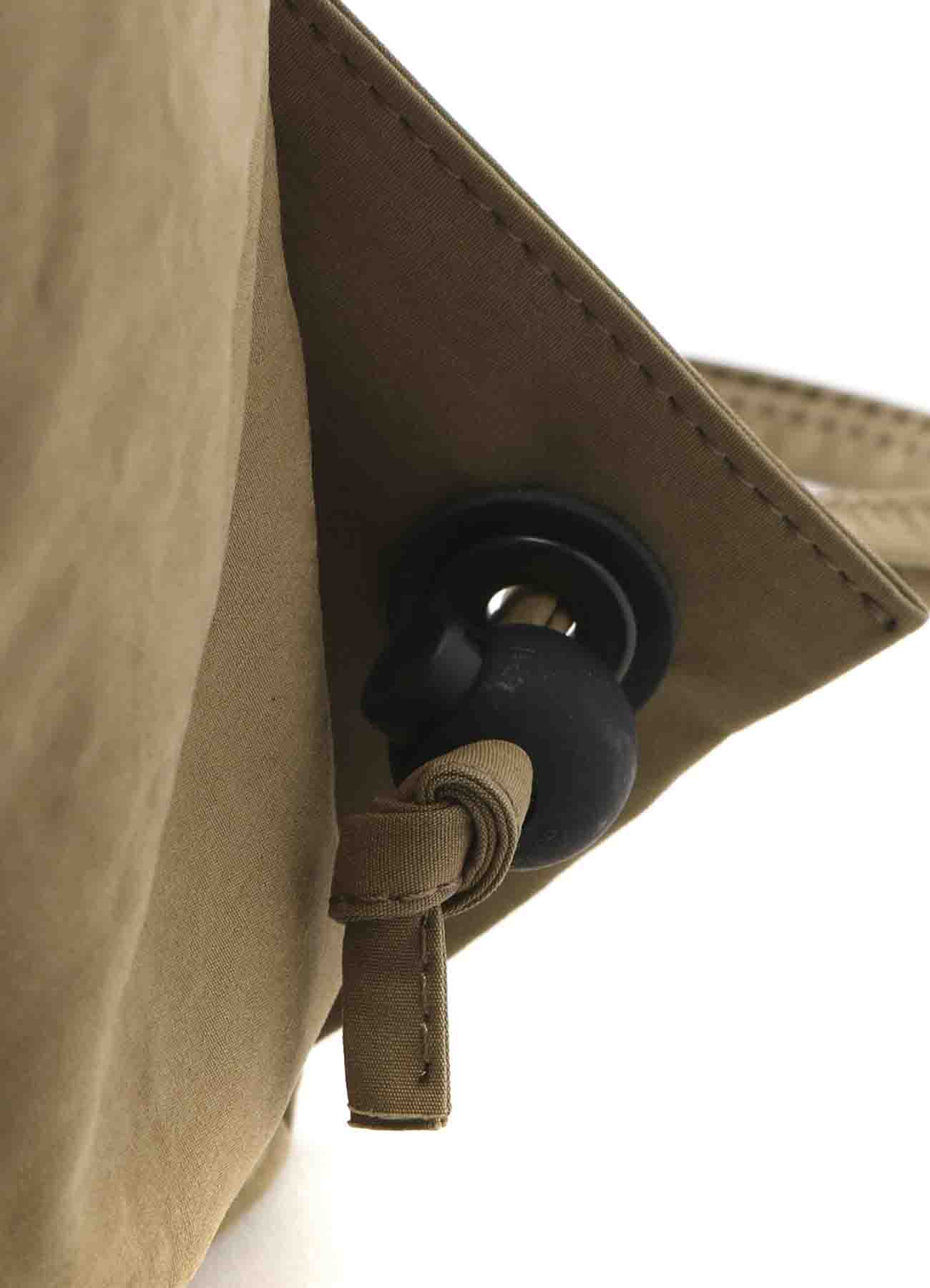RUBBER CLOTH MILITARY BONSACK