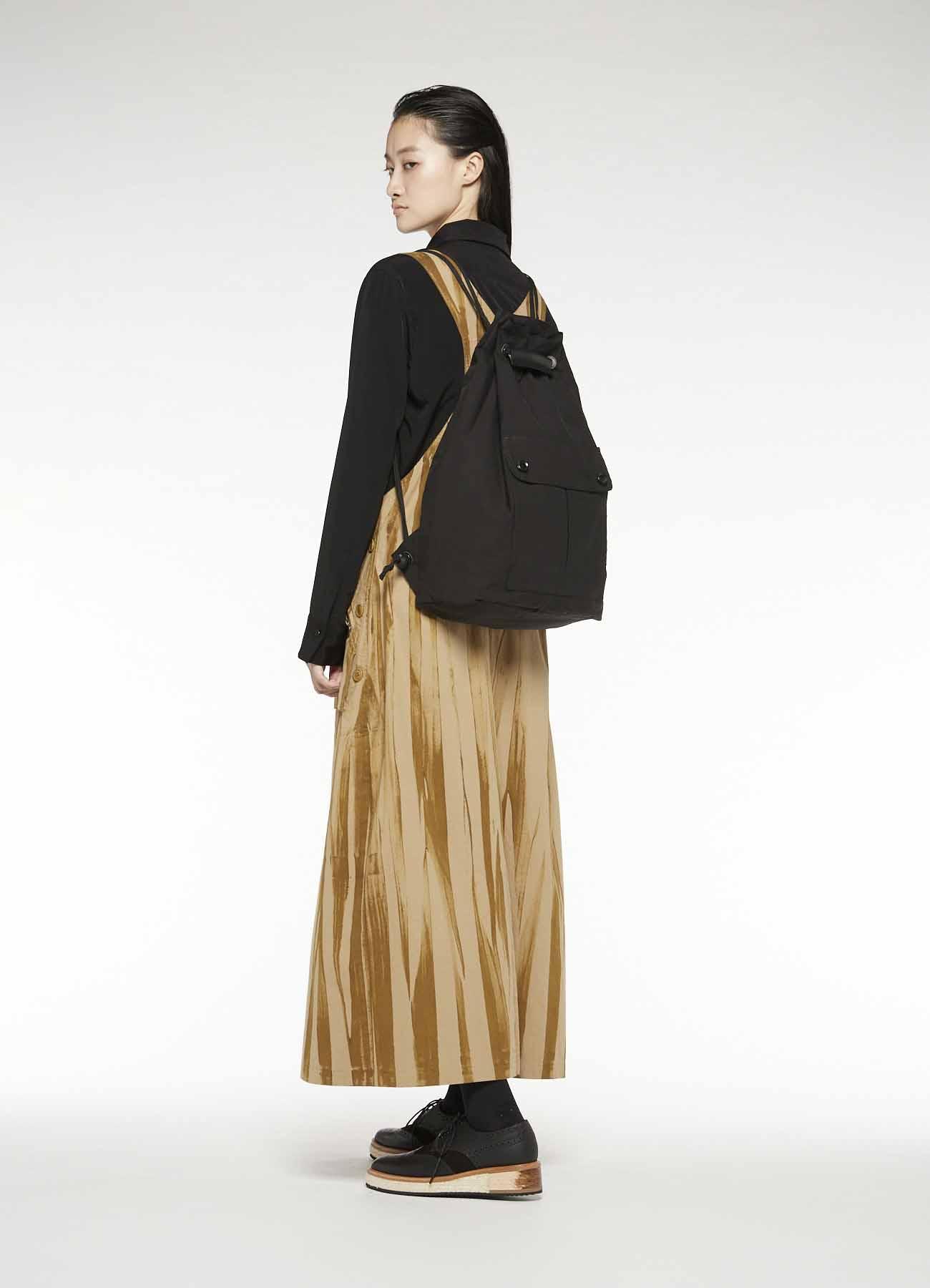 RUBBER CLOTH MILITARY BONSACK