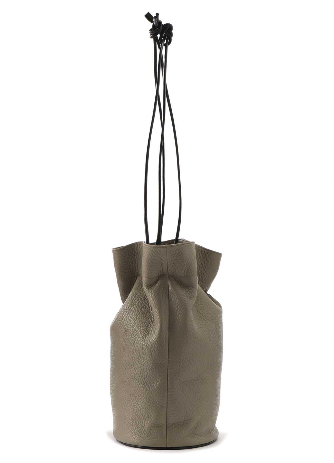 SHRINK LEATHER SHOES SOLE BIG BAG