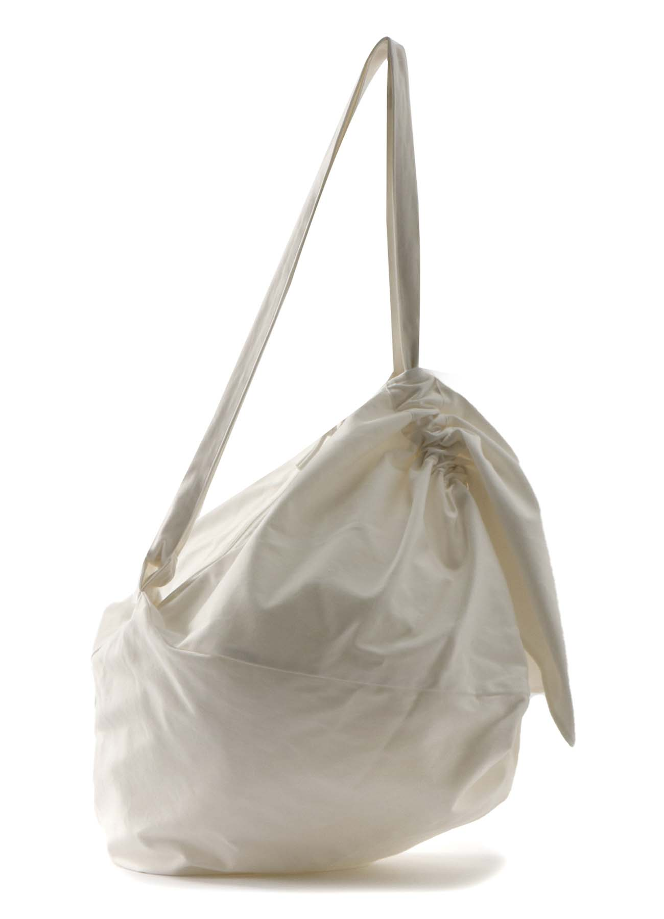 NO.11 CANVAS DRAW STRING BAG