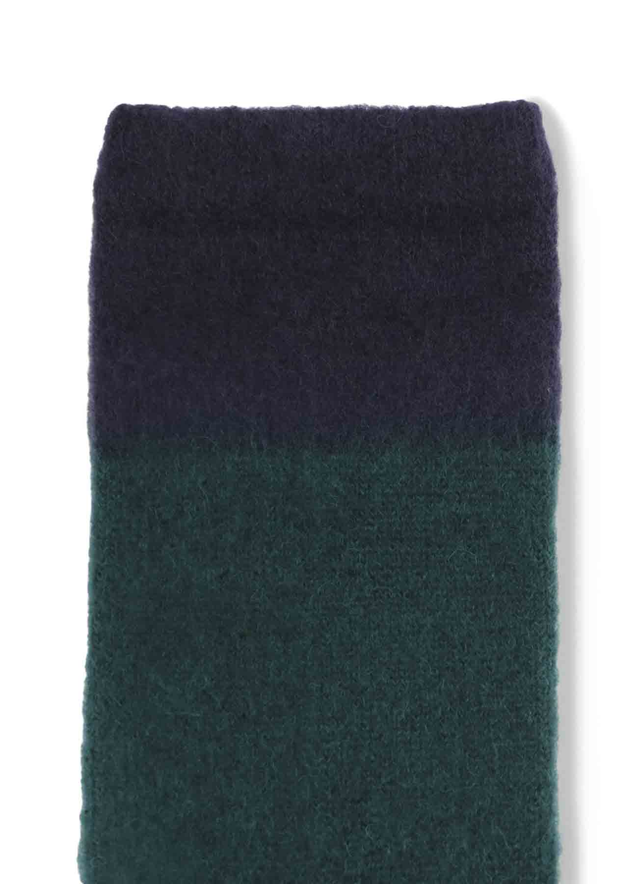 COLOR ACRYLIC RAISED SOCKS