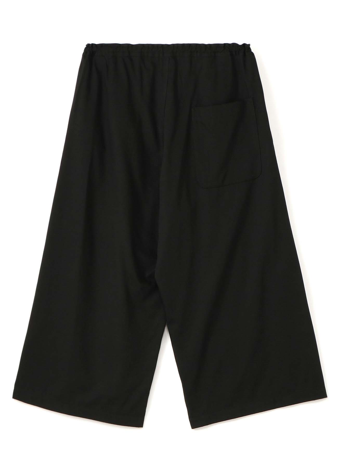 50Z SUPER LONG COTTON CELLTIMA TWILL FRONT TUCK PANTS