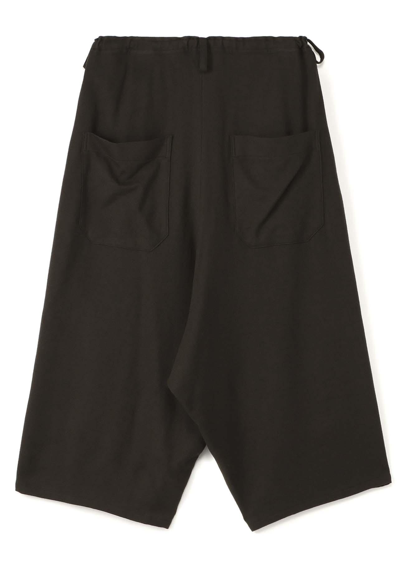 SUPER120 SOFT VIYELLA BIG THICK PANTS