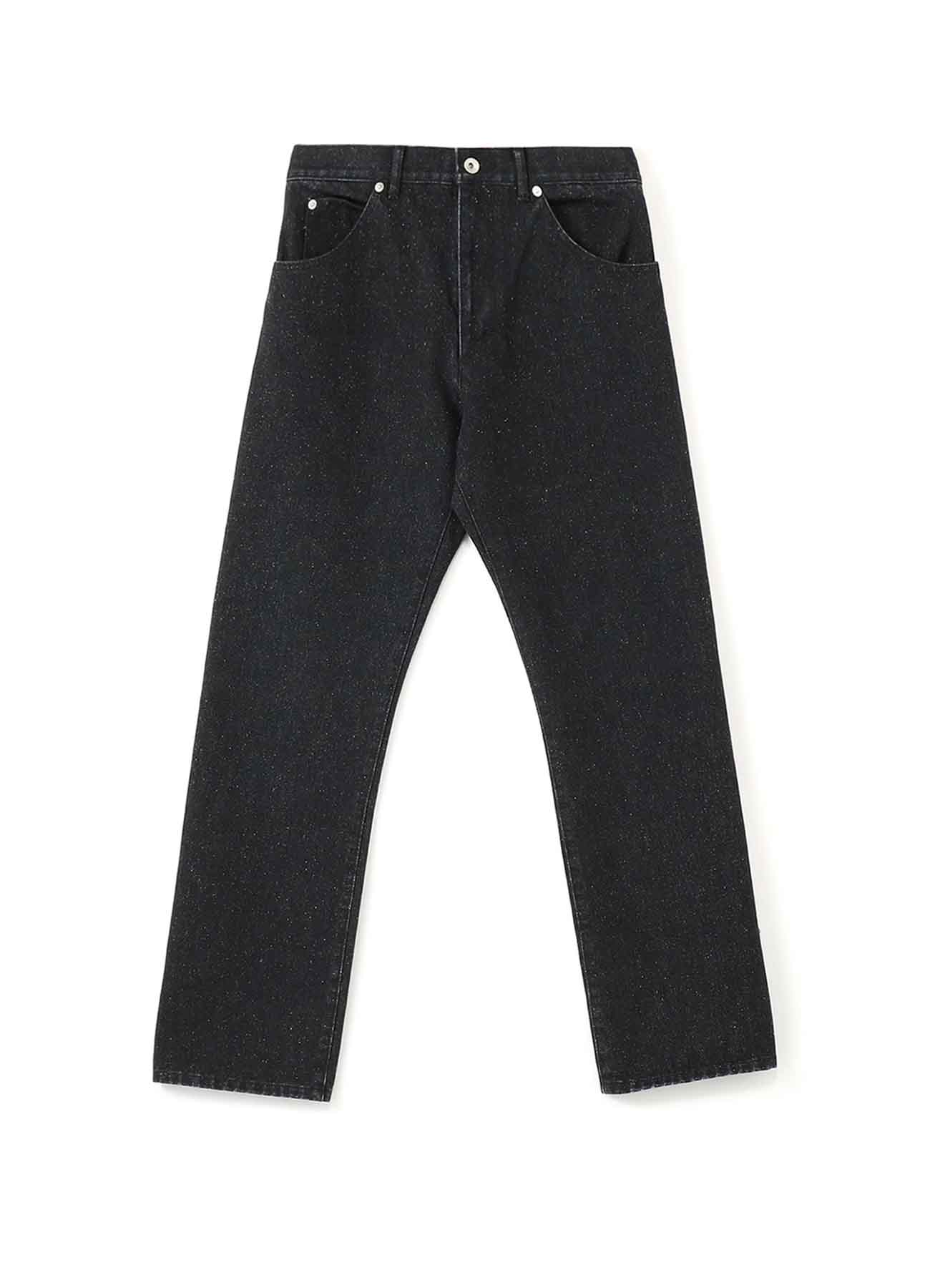 SELVAGE DENIM REGULAR PANTS