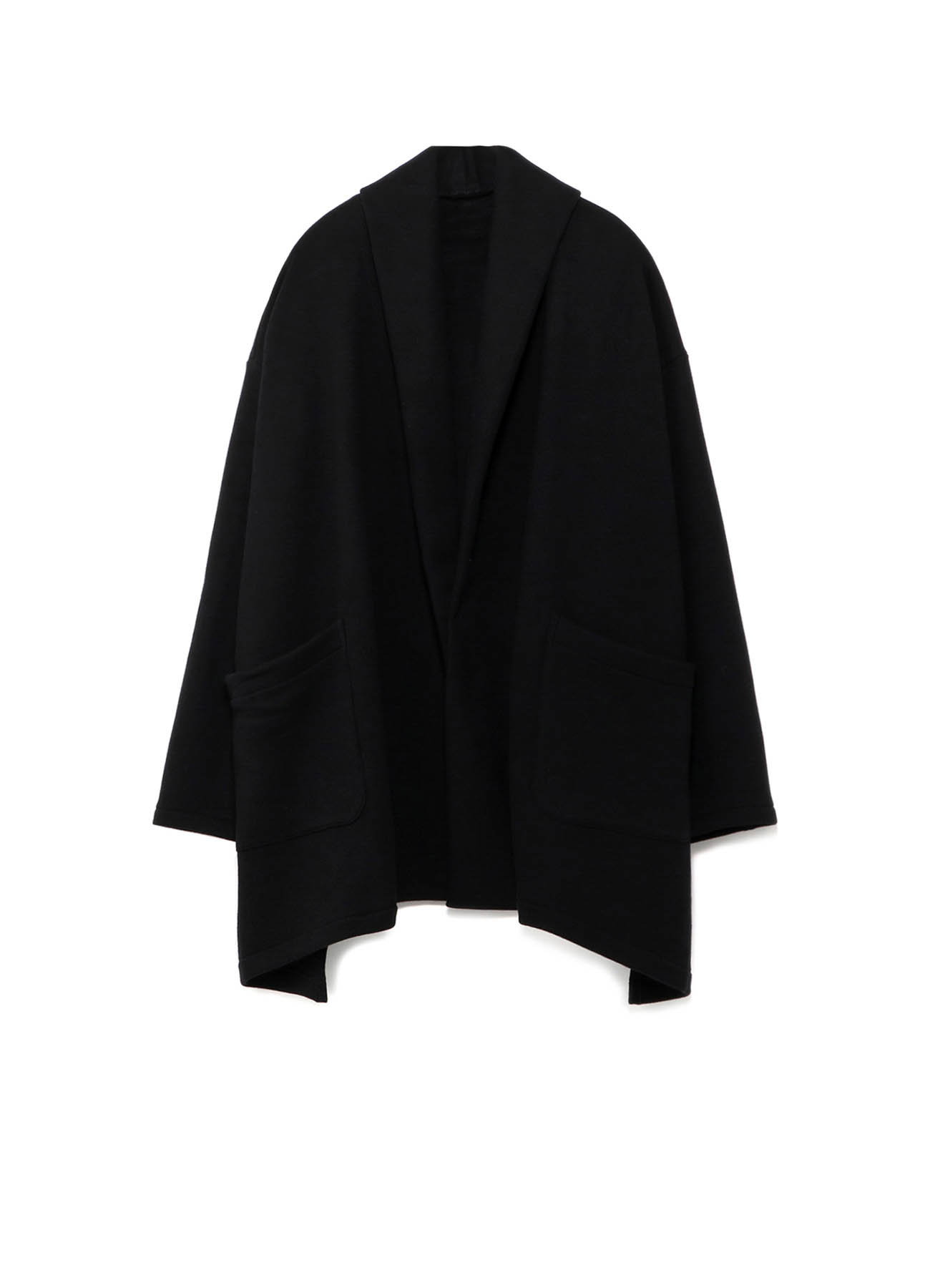 FLEECE RAISED SHORT COAT