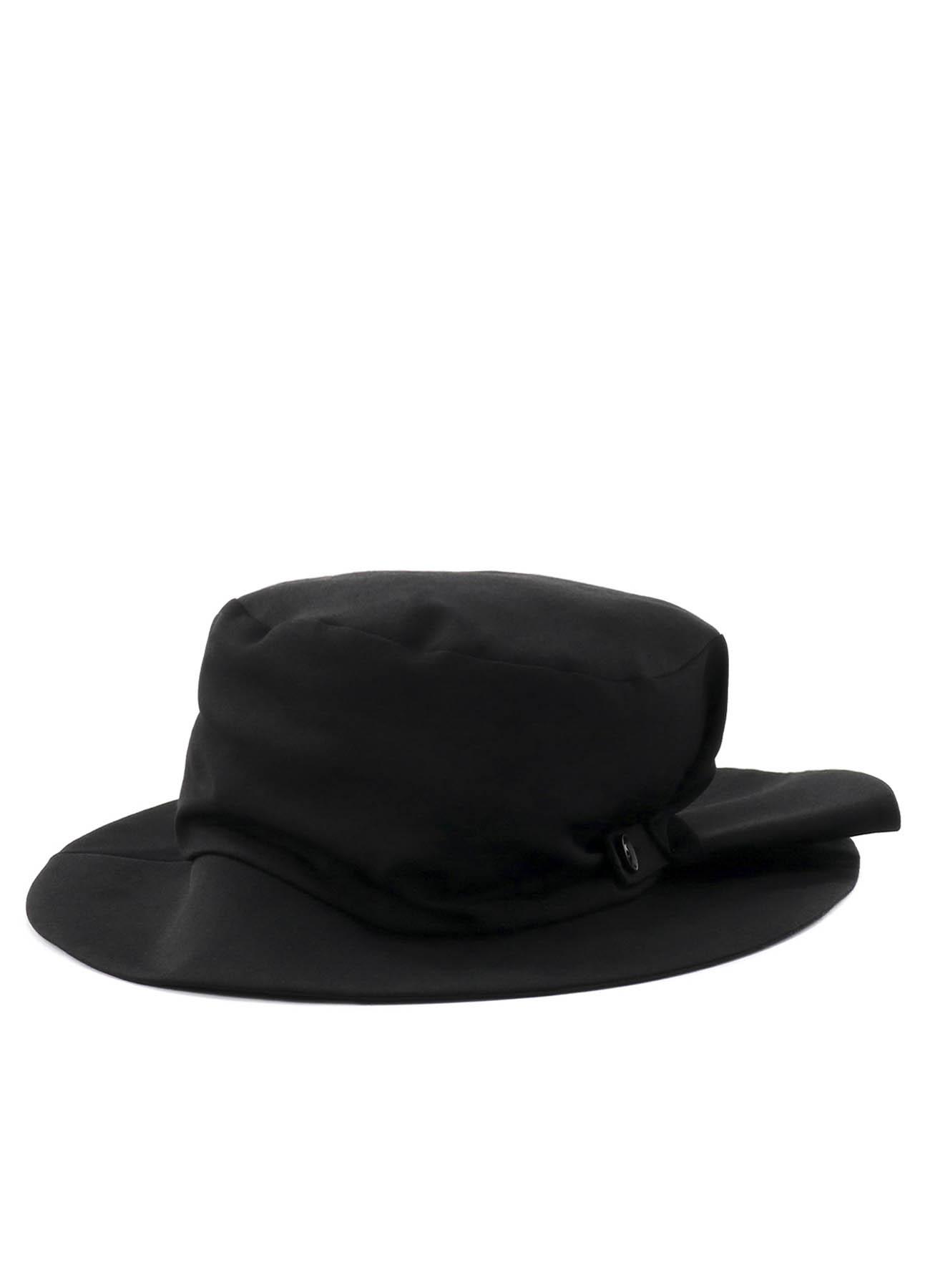 羊毛折叠遮阳帽