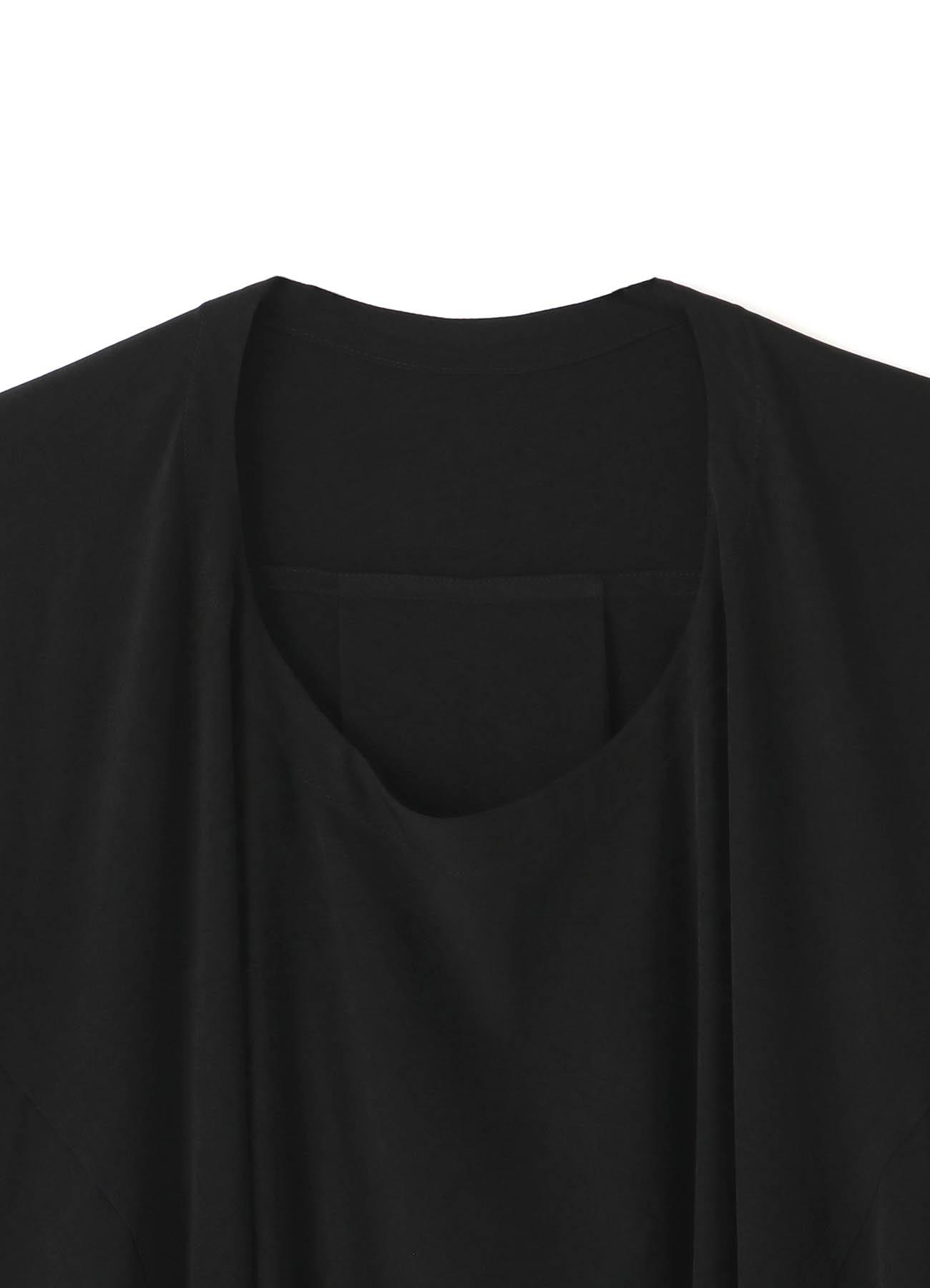 DECYNE FRENCH SLEEVE DRESS