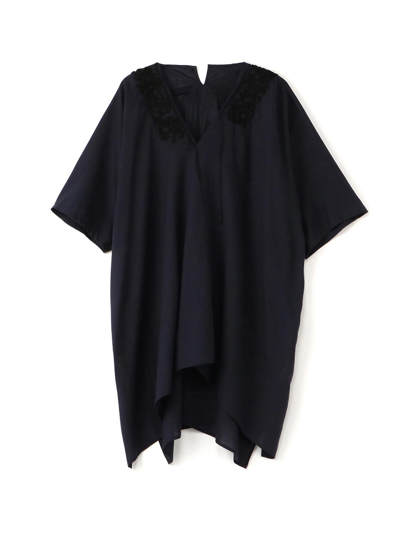 40/1 LYOCELL/C/L LAWN STRAIGHT LINE BIG DRESS