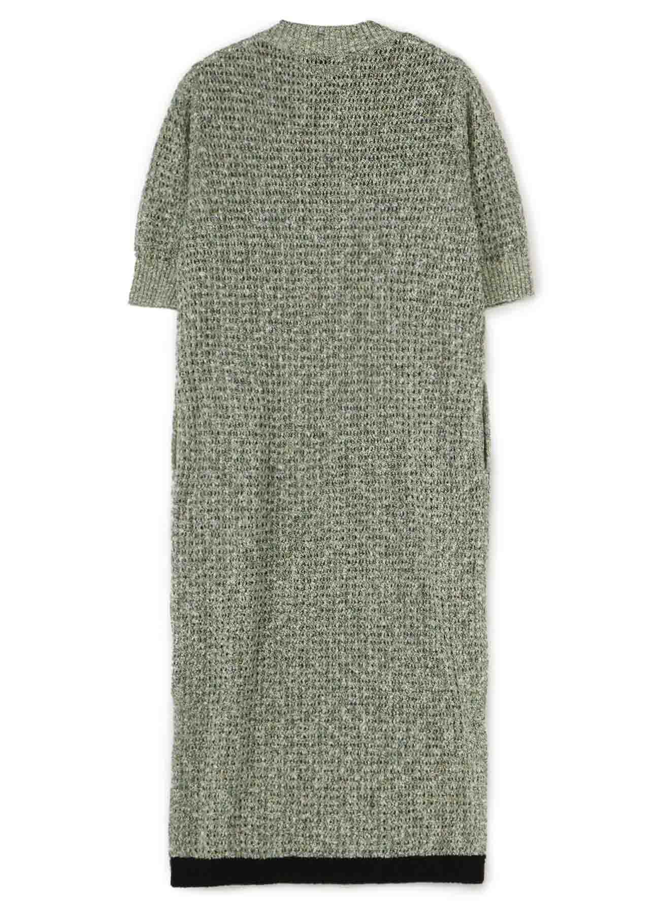 RISMATbyY's RIB COLOURED DRESS