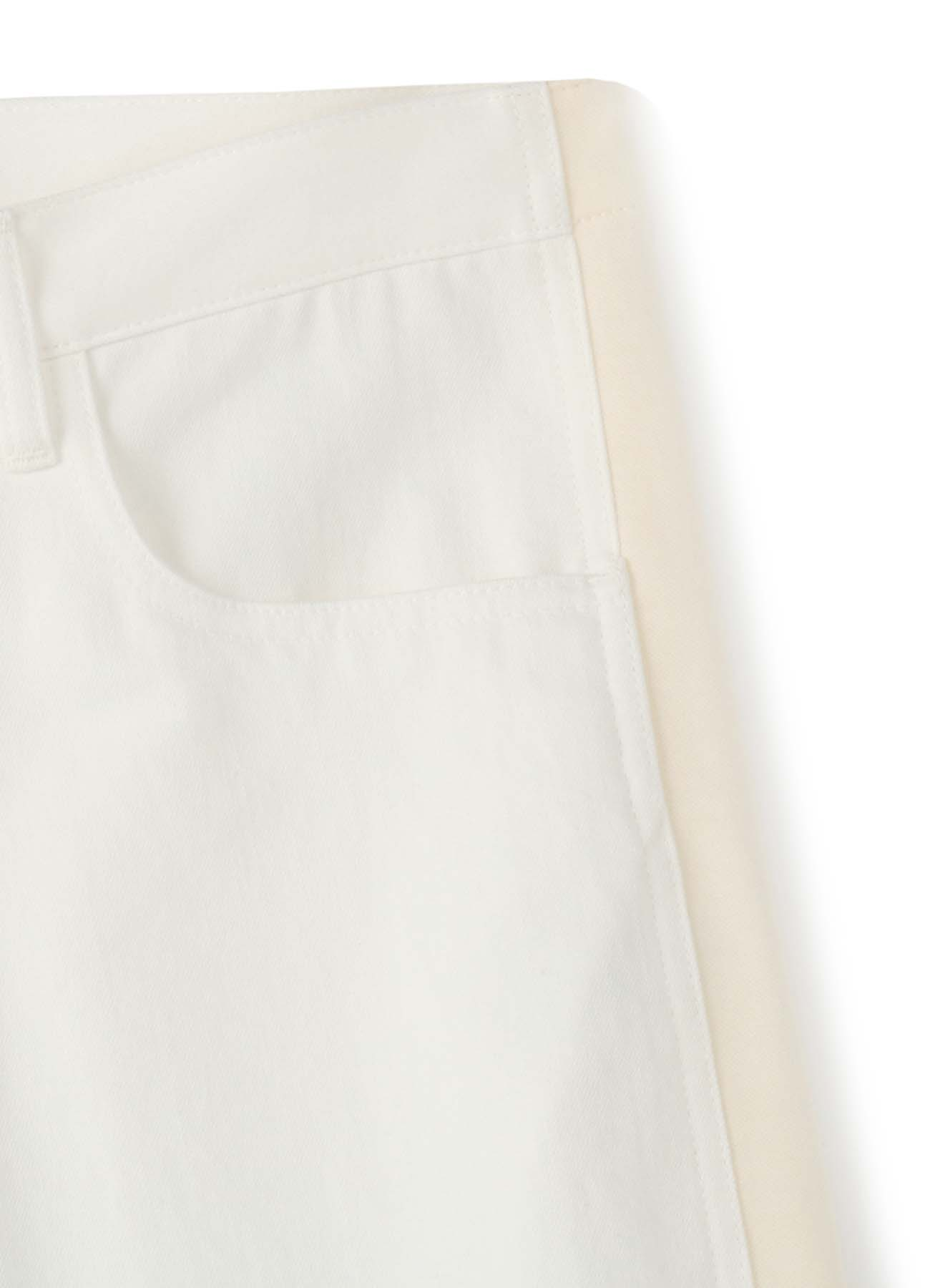 10ozDENIM + COTTON FLEECE SIDE STRIPE PANTS