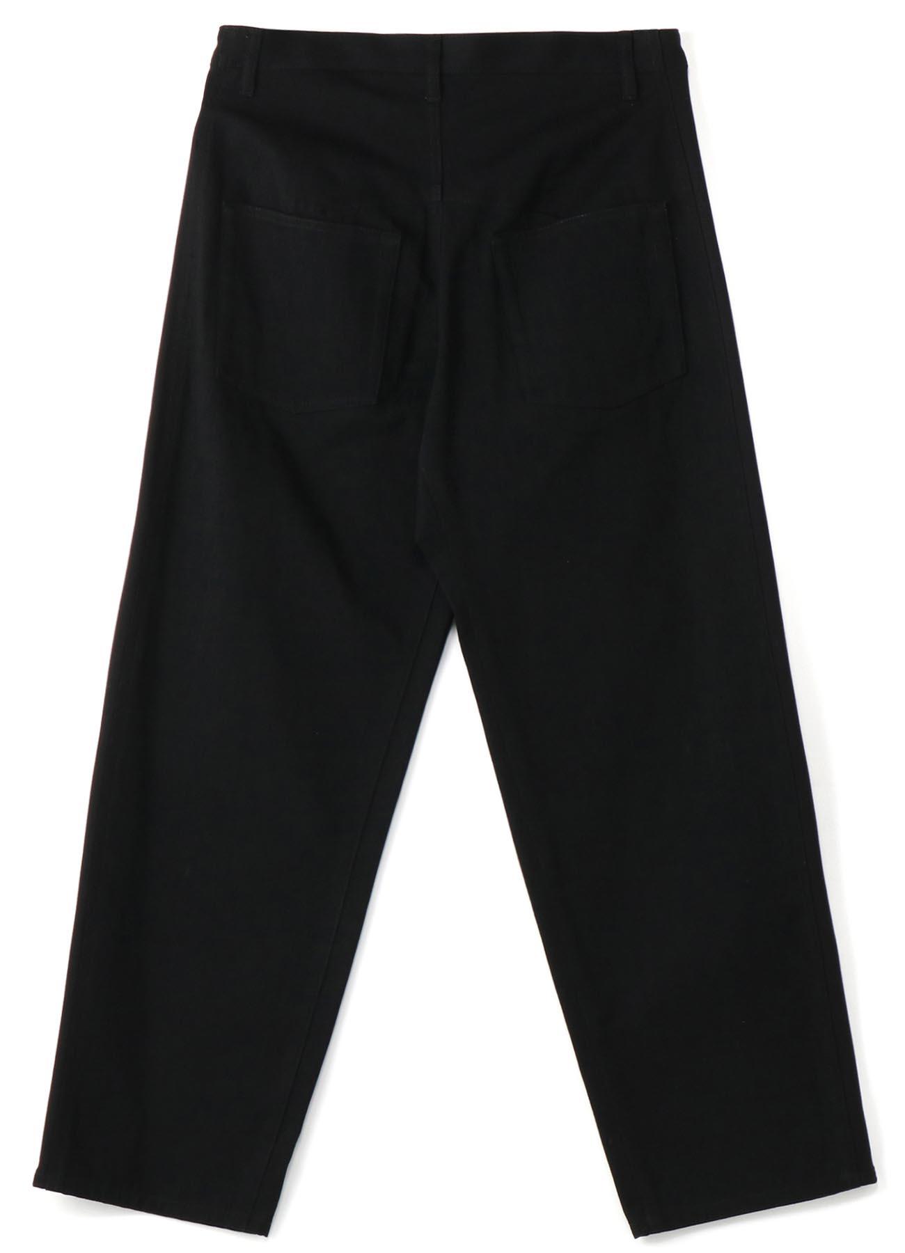 10ozDENIM + COTTON FLEECE SIDE STRIPE PANTS