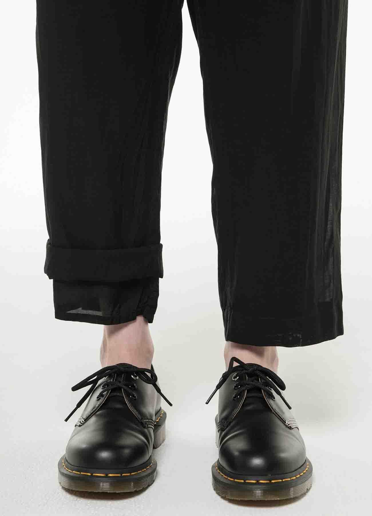 Cu/C/F BOYLE W POCKET PANTS