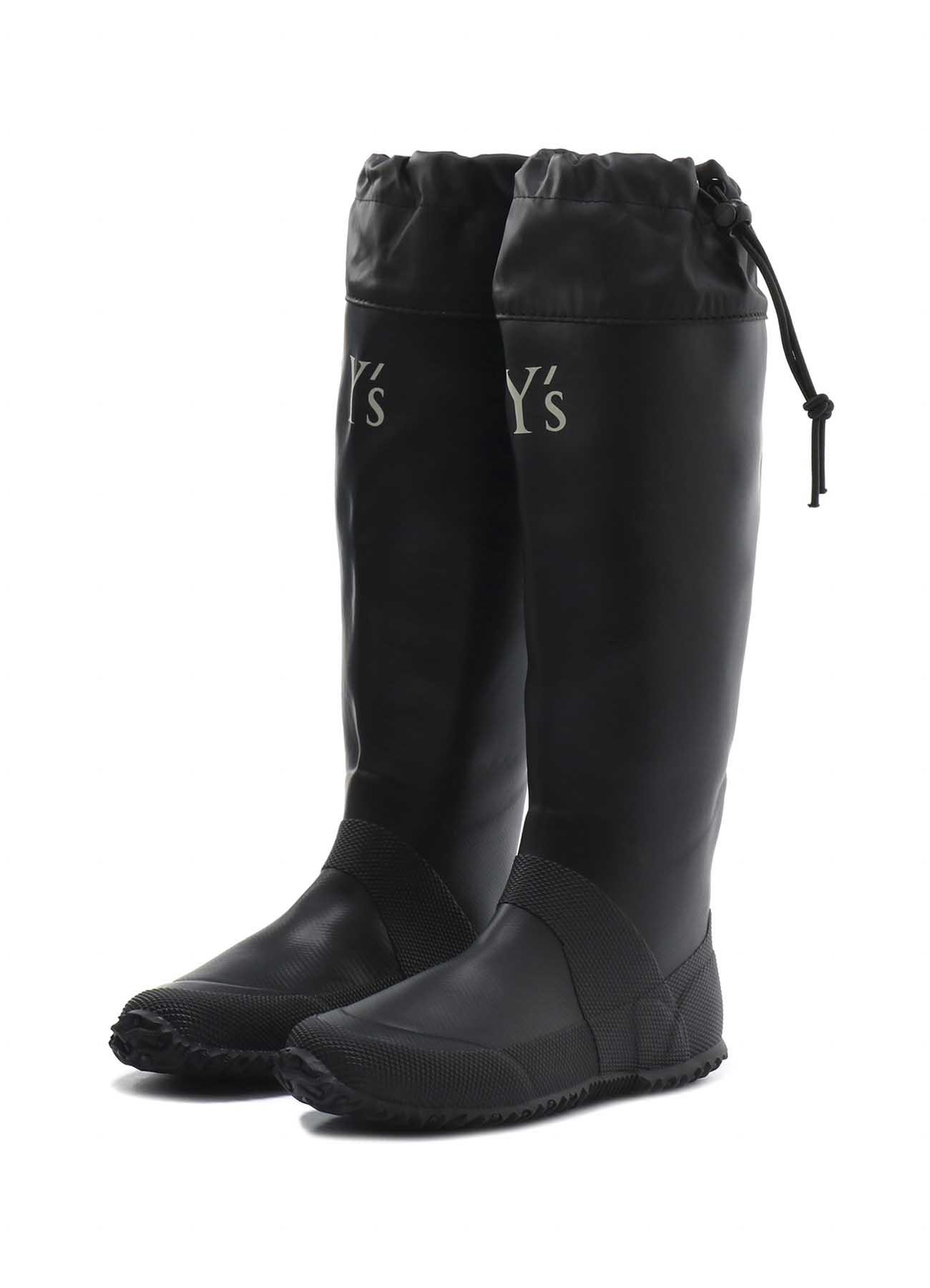 LOGO雨靴