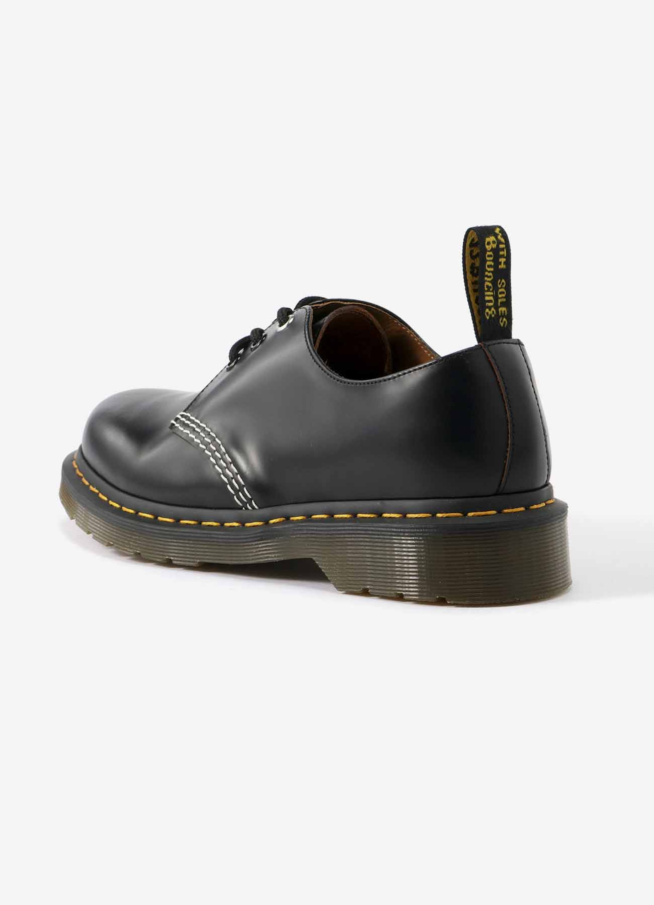 Y's x Dr. Martens 3 EYE HOLE SHOES