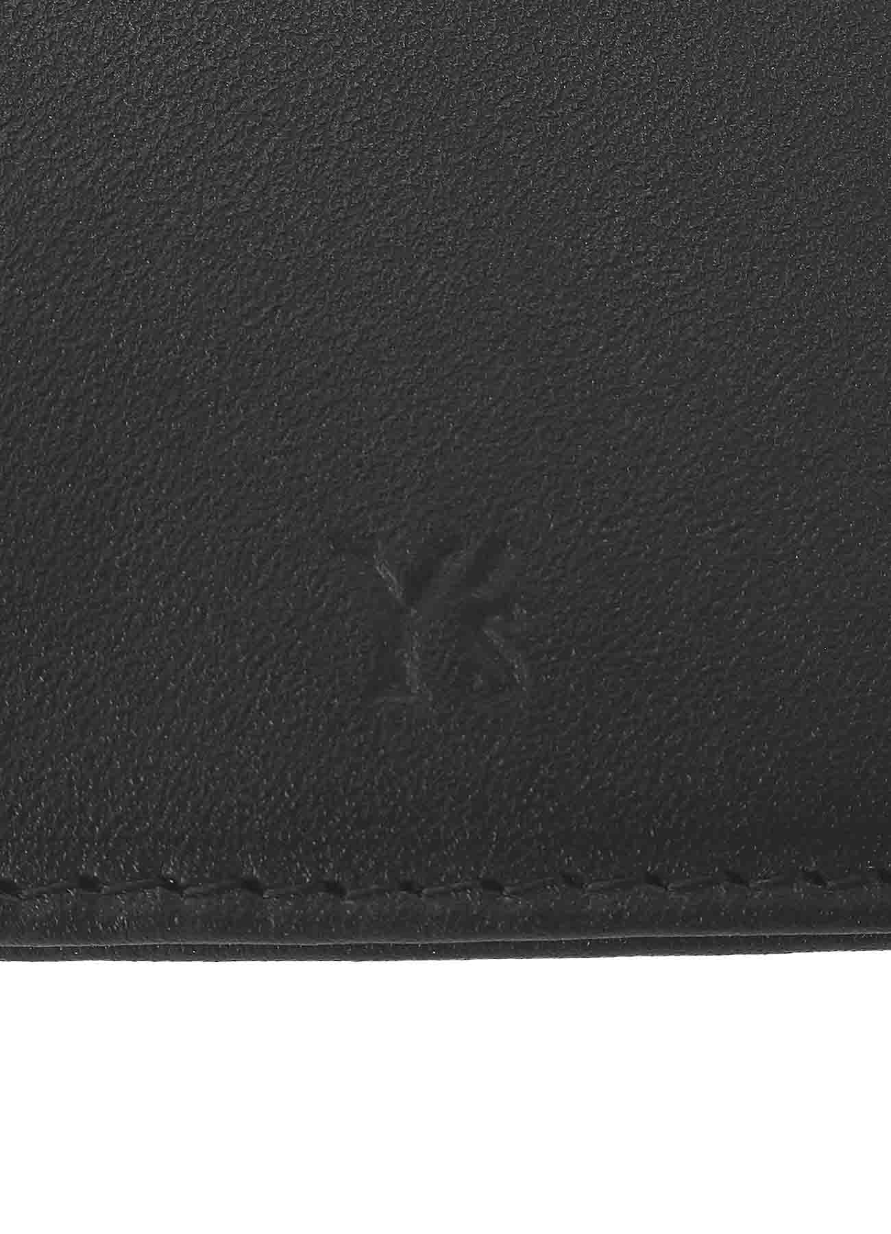 COLORED TAN LEATHER ID CASE