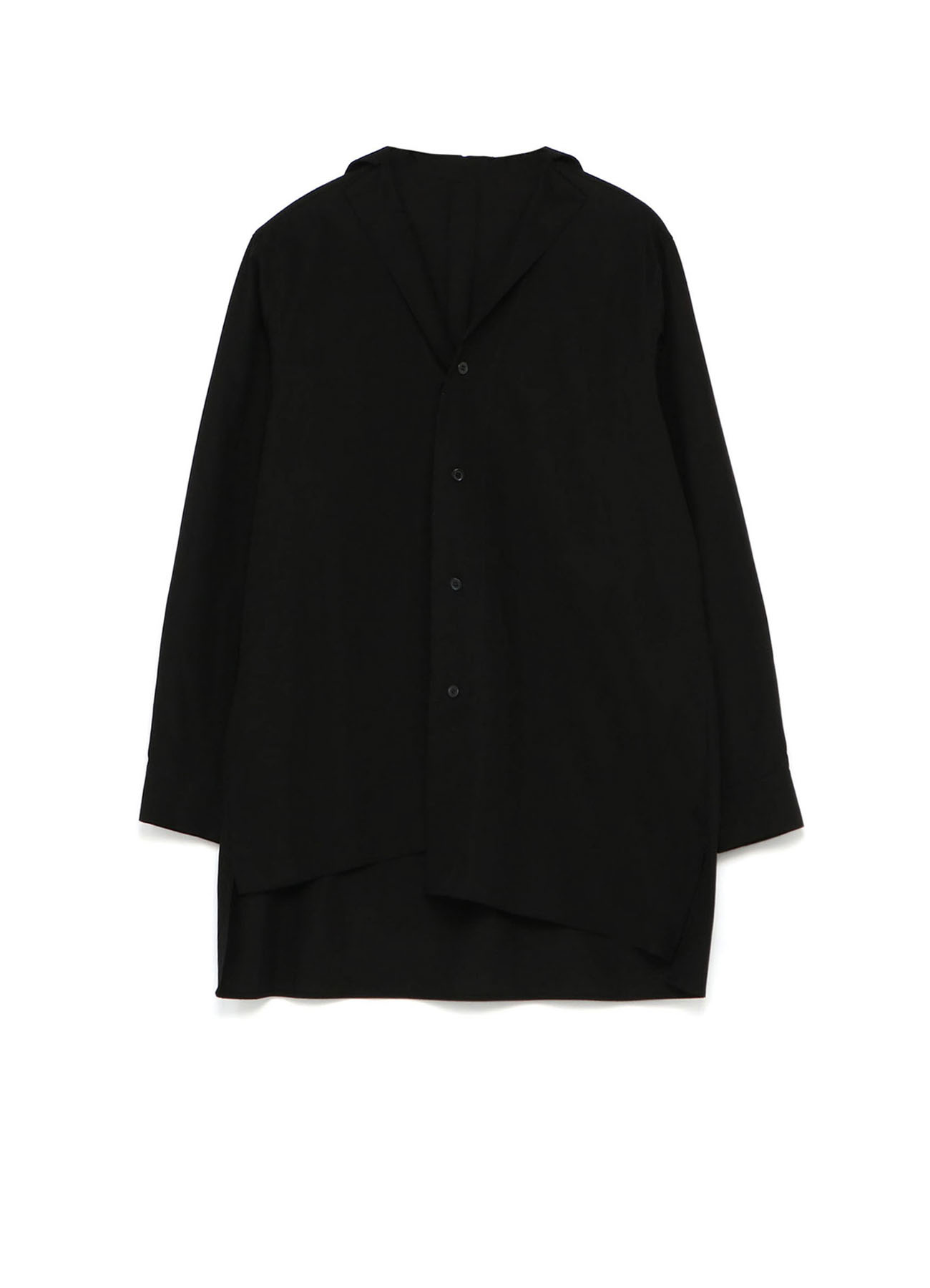 BROAD ASYMME SQUARE SHIRT