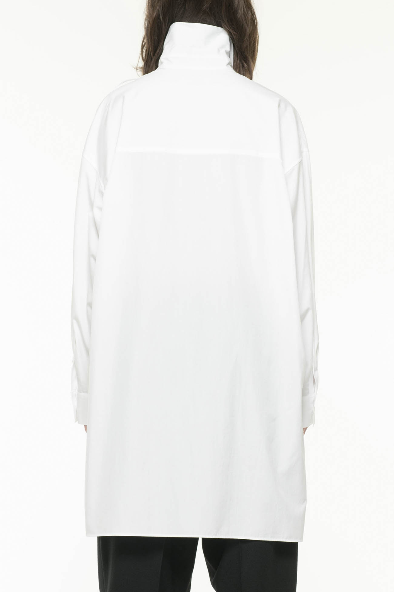 BROAD RIGHT LONG BLOUSE