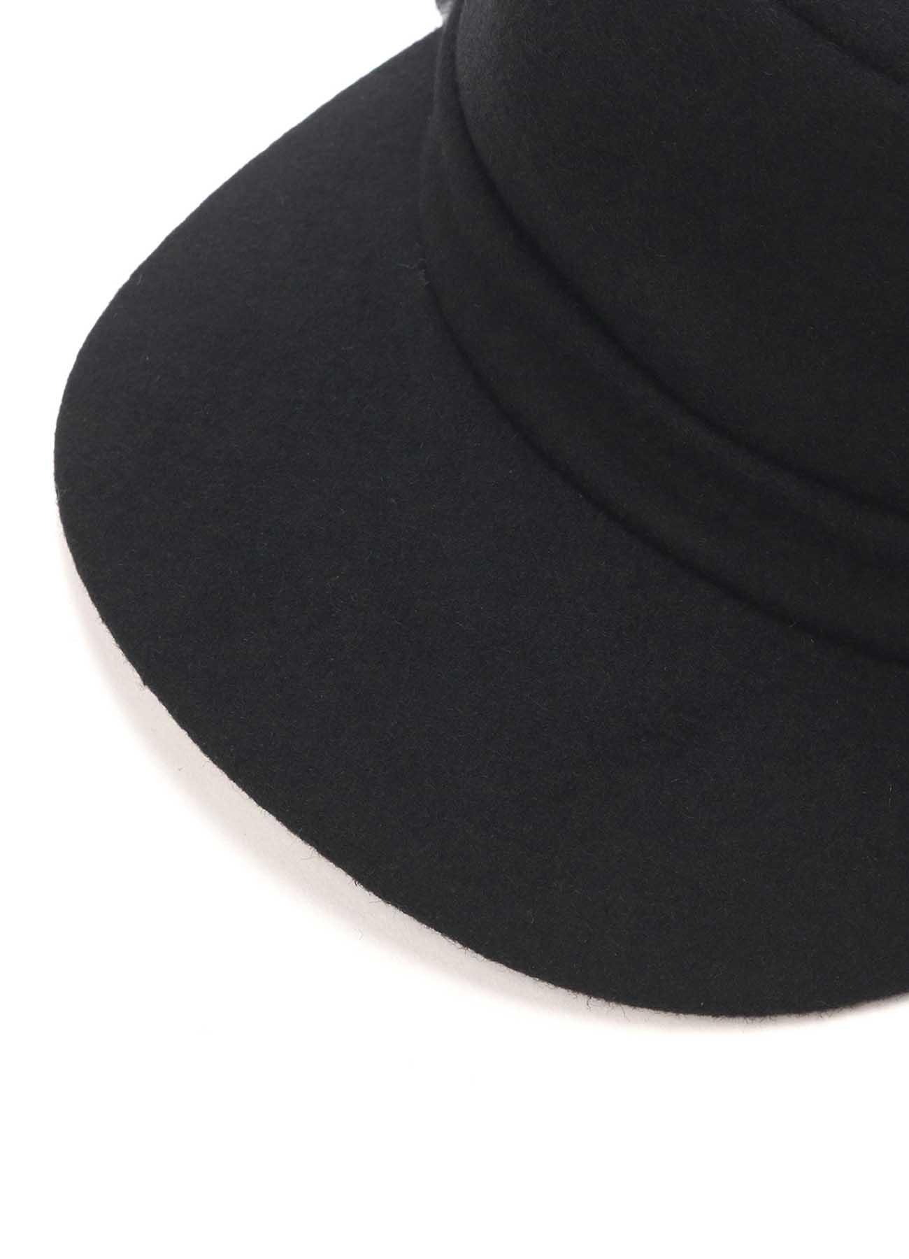 BOA WOOL EAR CAP