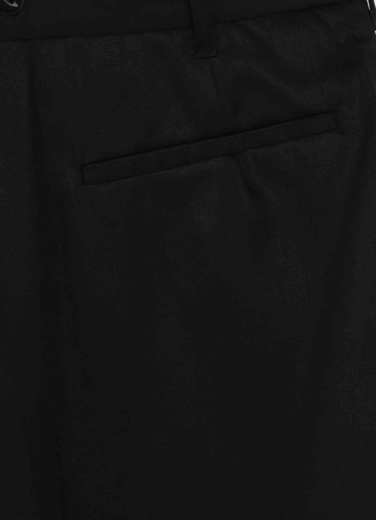 CHINO CLOTH POCKET SAROUEL