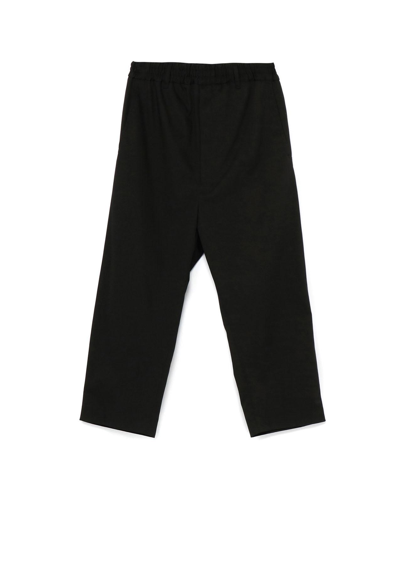 TASLAN NYLON CHINO CLOTH ELASTIC PANTS