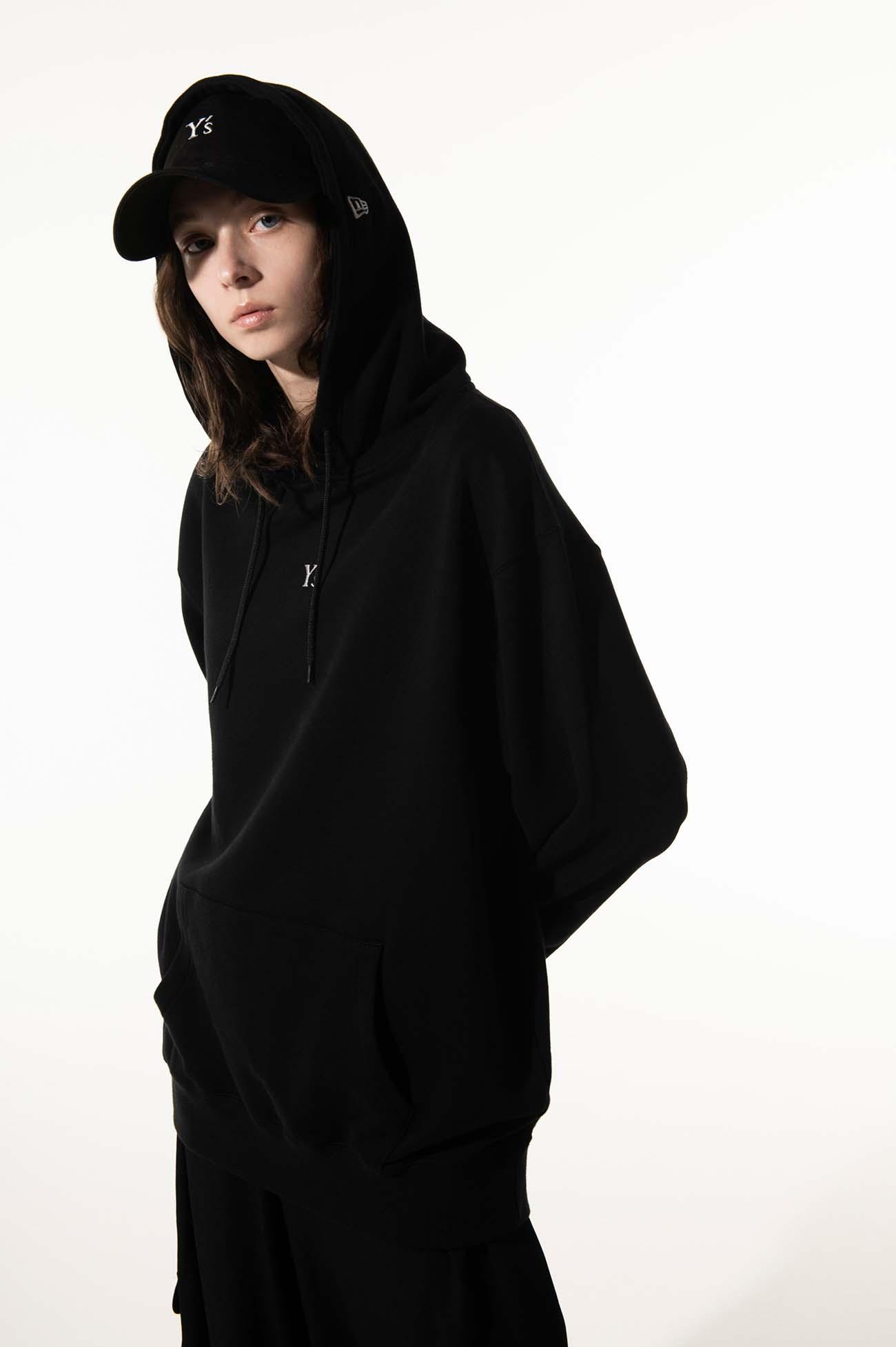 Y's × New Era Sweat Pullover Hoodie