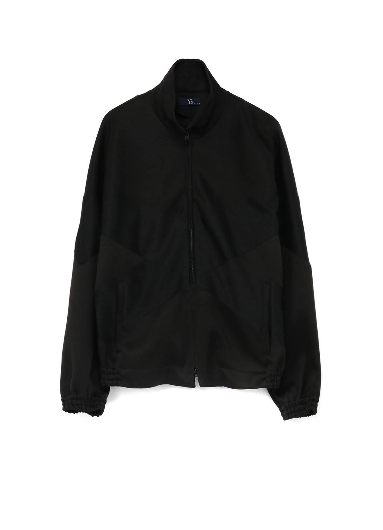 POLYESTER 3 LAYERS DOBBY WATER REPELLENT JERSEY BLOUSON