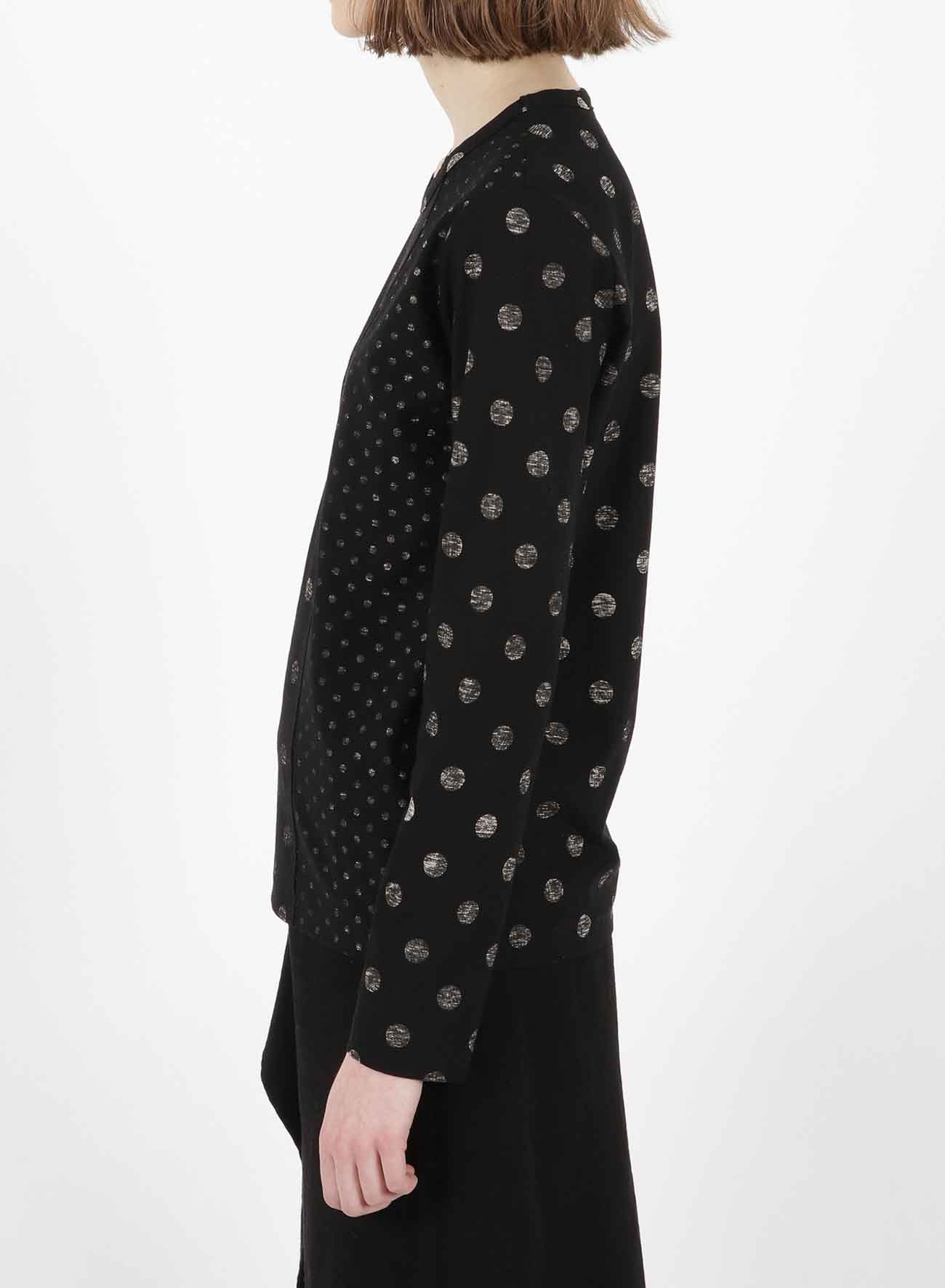 TWISTED DOT Y's STITCH LONG T
