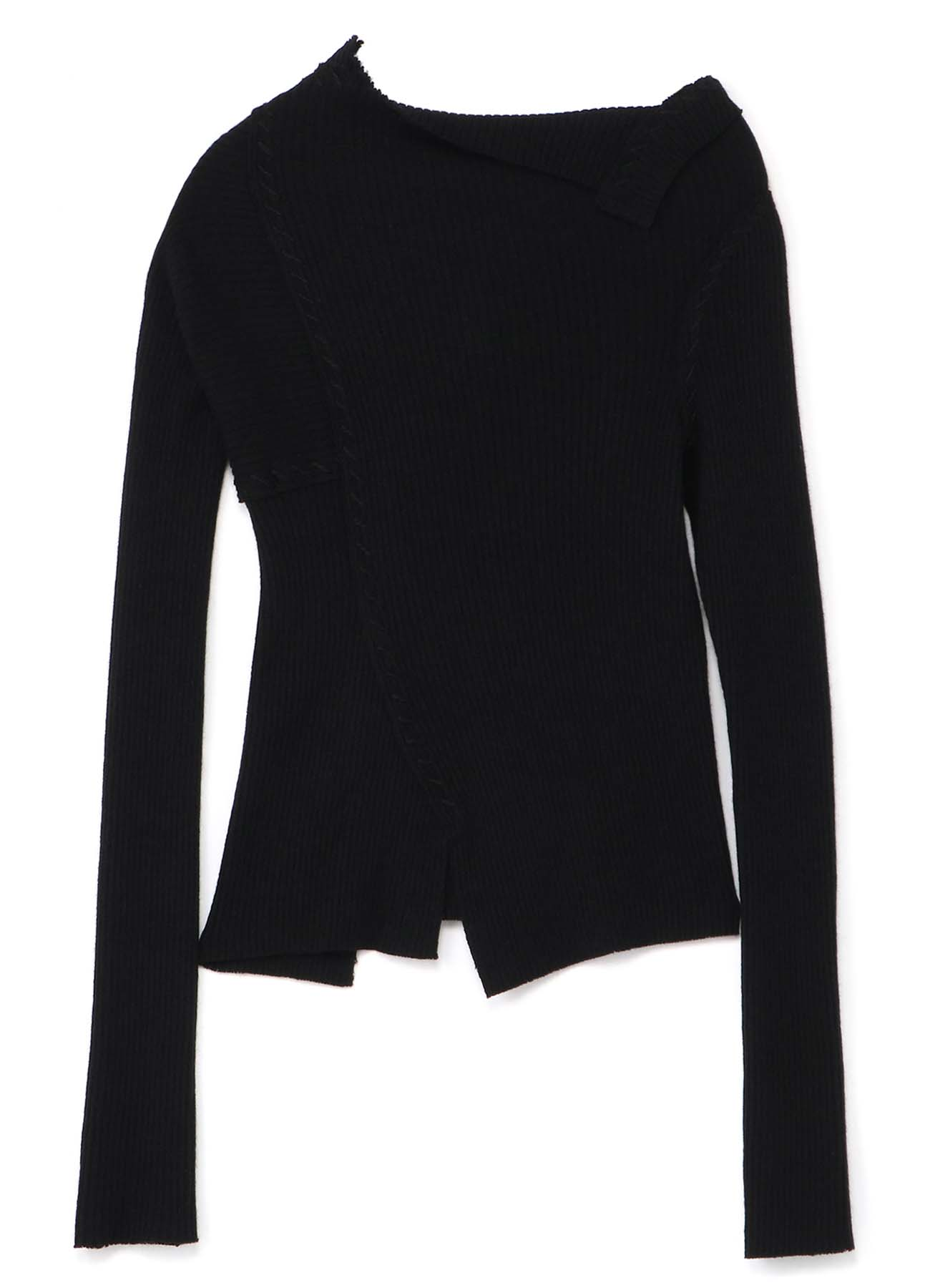 MIX UP HAND STITCH PULLOVER A